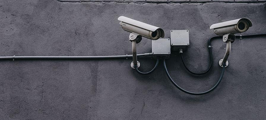 Håll koll på din egendom med kameraövervakning