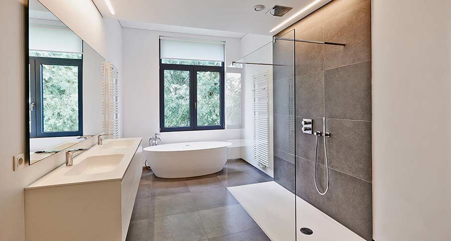 Genomför badrumsrenovering i Stockholm